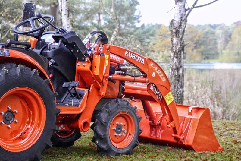 Malotraktor Kubota B1161CE